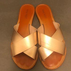 Women's Nine West sandals size 6.5